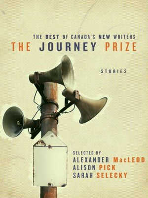 cover image of The Journey Prize Stories 23