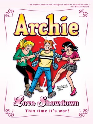 cover image of Archie: Love Showdown