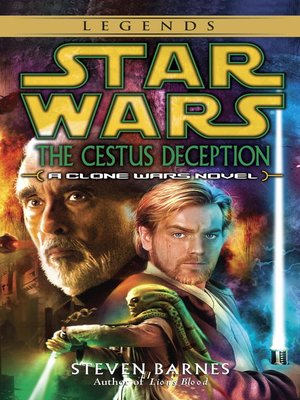 cover image of The Cestus Deception