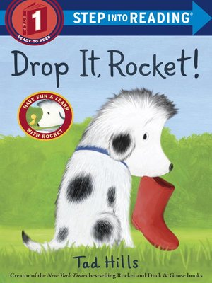 cover image of Drop It, Rocket!