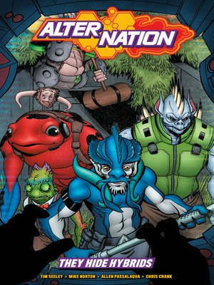 cover image of Alter Nation