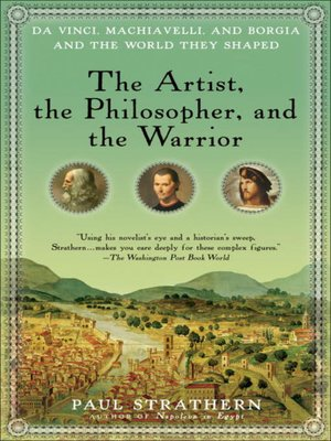 cover image of The Artist, the Philosopher, and the Warrior