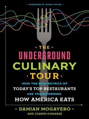 cover image of The Underground Culinary Tour