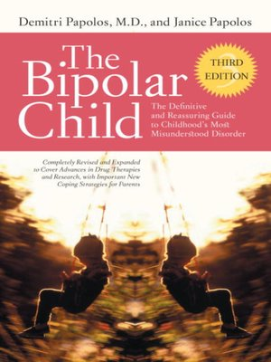 cover image of The Bipolar Child
