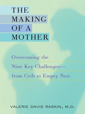 cover image of The Making of a Mother