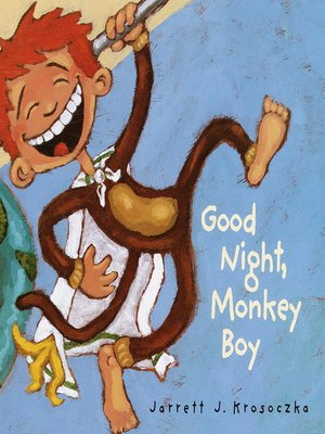 cover image of Good Night, Monkey Boy