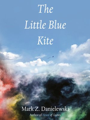 cover image of The Little Blue Kite