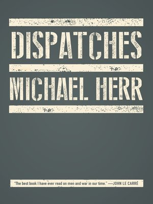 cover image of Dispatches