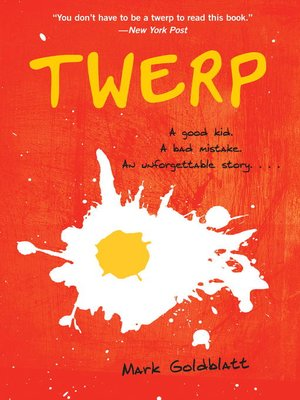cover image of Twerp