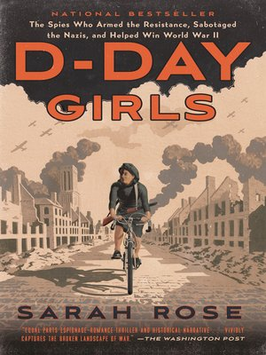 cover image of D-Day Girls