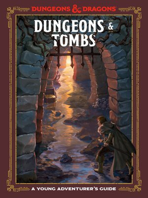 cover image of Dungeons & Tombs (Dungeons & Dragons)