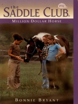 cover image of Million-Dollar Horse