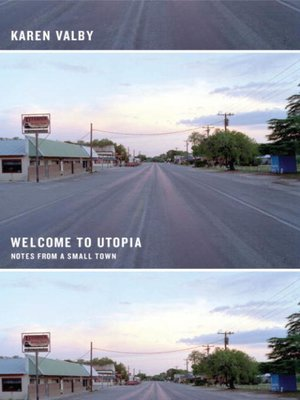 cover image of Welcome to Utopia