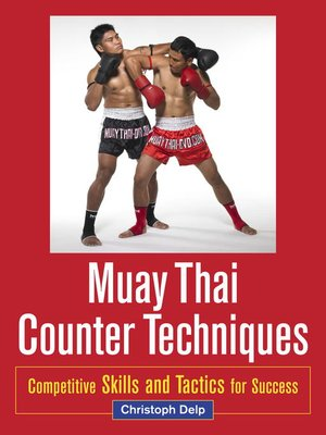 cover image of Muay Thai Counter Techniques