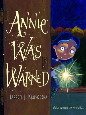 cover image of Annie Was Warned