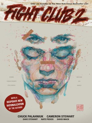 cover image of Fight Club 2 (Graphic Novel)