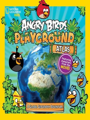 cover image of Angry Birds Playground: Atlas