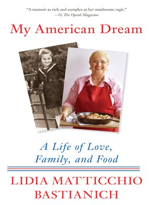 cover image of My American Dream