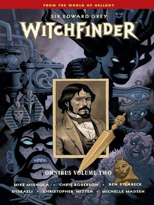 cover image of Witchfinder Omnibus Volume 2