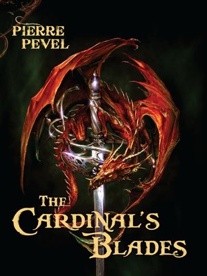 cover image of The Cardinal's Blades