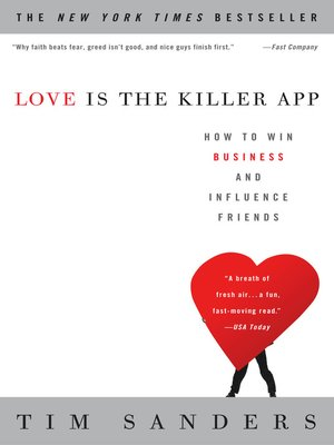 cover image of Love Is the Killer App