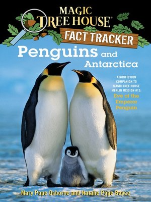 cover image of Penguins and Antarctica
