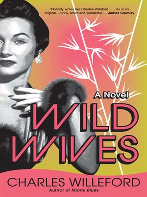 cover image of Wild Wives