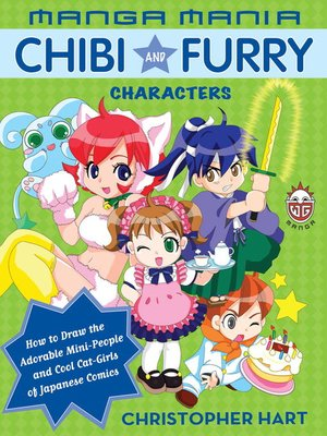cover image of Manga Mania Chibi and Furry Characters