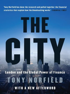cover image of The City