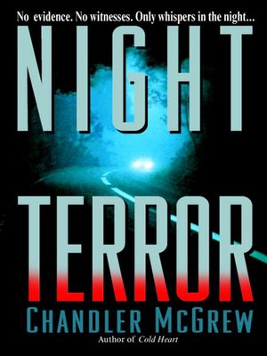 cover image of Night Terror
