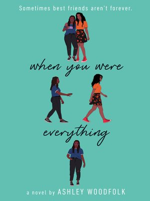 cover image of When You Were Everything