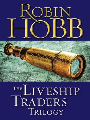 cover image of The Liveship Traders Trilogy 3-Book Bundle