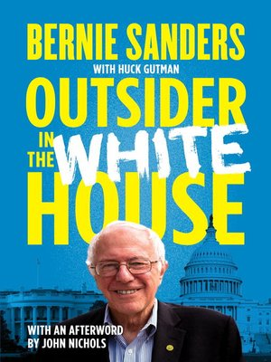 cover image of Outsider in the White House