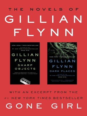 cover image of The Novels of Gillian Flynn