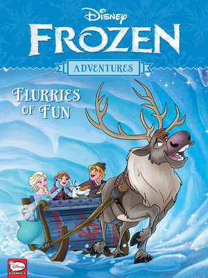 cover image of Disney Frozen Adventures: Flurries of Fun