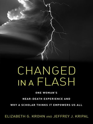 cover image of Changed in a Flash