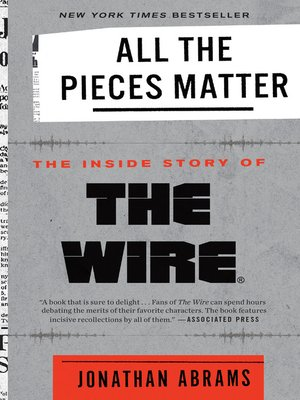 inside story of the wire ebook
