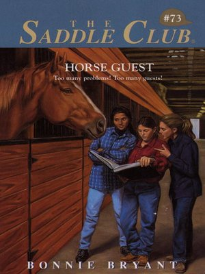 cover image of Horse Guest