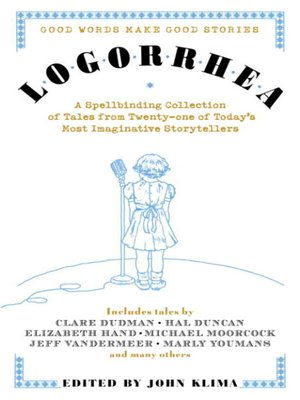 cover image of Logorrhea