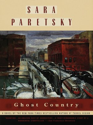 cover image of Ghost Country