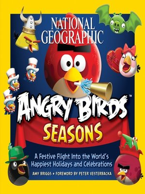 cover image of National Geographic Angry Birds Seasons