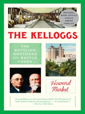 cover image of The Kelloggs