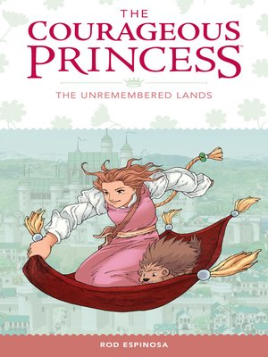 cover image of The Courageous Princess (2015), Volume 2