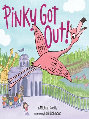 cover image of Pinky Got Out!