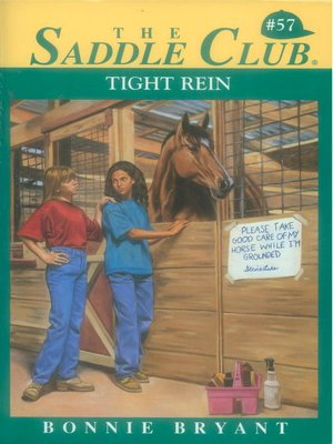 cover image of Tight Rein