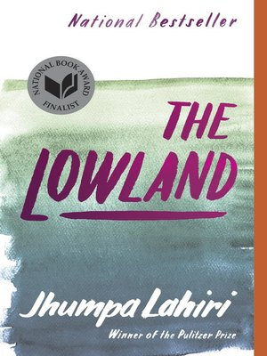 cover image of The Lowland
