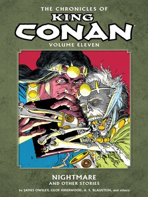 cover image of The Chronicles of King Conan, Volume 11