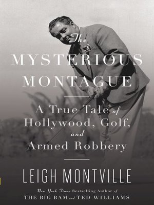 cover image of The Mysterious Montague