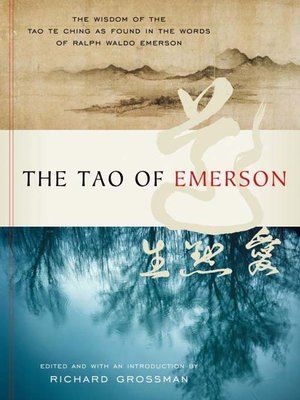 cover image of The Tao of Emerson