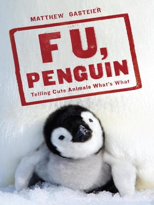 cover image of F U, Penguin